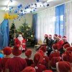 Występ dzieci z grupy V