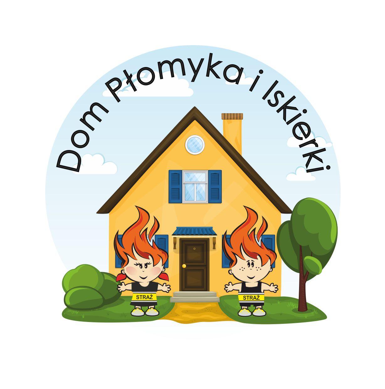 LOGO_Dom_Płomyka_i_Iskierki