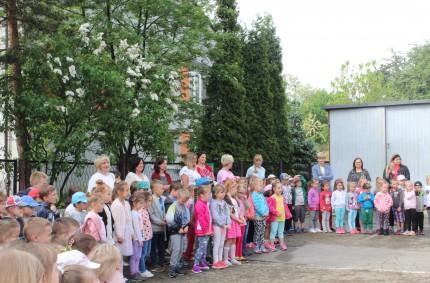 Wizyta wOSP Libiąż