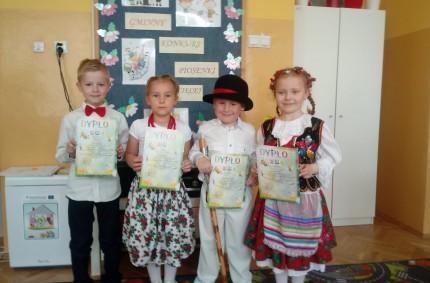 Gminny Konkurs Piosenki Dziecięcej