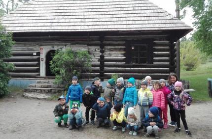 Wycieczka doWygiełzowa – grupa IV
