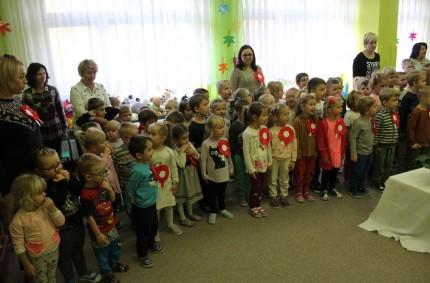 Wspólne świętowanie- 101 rocznica Niepodległości Polski