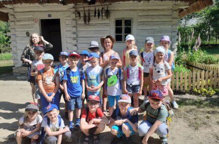 Wycieczka doMuzeum – Nadwiślańskiego Parku Etnograficznego wWygiełzowie – grupa V