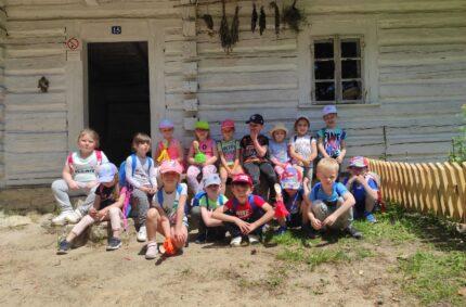 Wycieczka doMuzeum – Nadwiślańskiego Parku Etnograficznego wWygiełzowie – grupa III